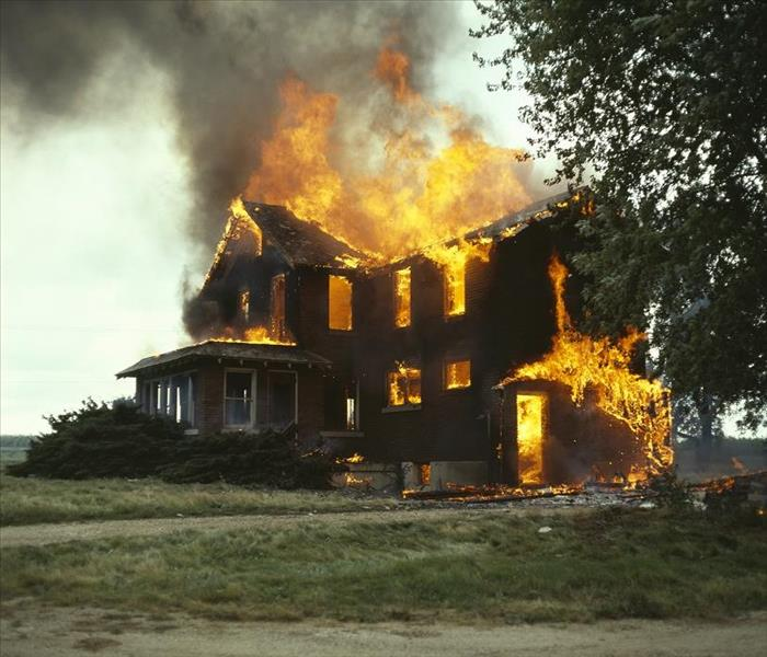 Fire Damage Fire Damage Experts in Harriman