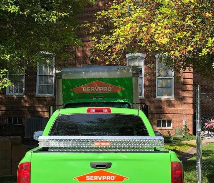 SERVPRO at Your Service