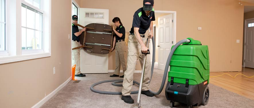 Lenoir City, TN residential restoration cleaning